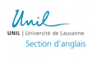 Université de Lausanne Section d'anglais logo - supporters of the Angela Carter in Translation Conference
